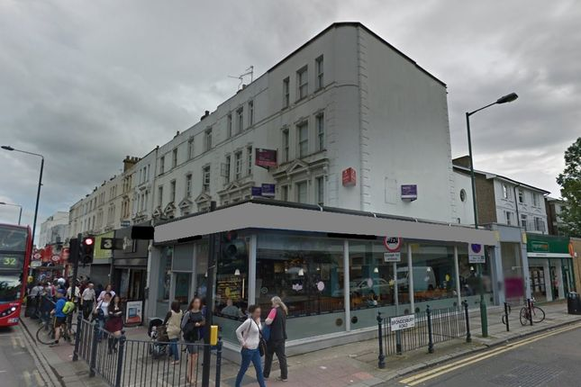 Thumbnail Restaurant/cafe to let in Kilburn High Road, London