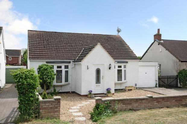 Thumbnail Bungalow for sale in Stagsden Road, Bromham, Bedford, Bedfordshire