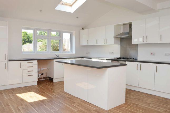 Thumbnail Semi-detached house to rent in Lodge Avenue, Gidea Park, Romford