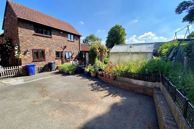 Thumbnail Semi-detached house for sale in Kingsdown Mews, Clayton, Newcastle-Under-Lyme