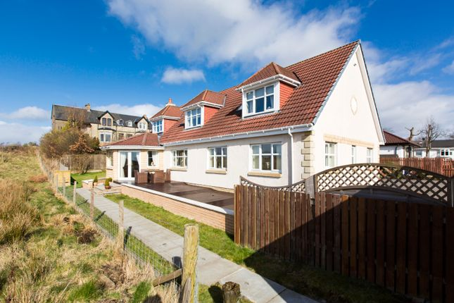 Thumbnail Detached house for sale in Whitehill Farm Road, Stepps, Glasgow