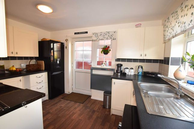 Thumbnail 2 bed bungalow for sale in The Pastures, Rampton