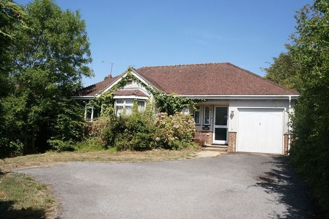 Thumbnail Detached bungalow for sale in Cobham Way, East Horsley, Leatherhead