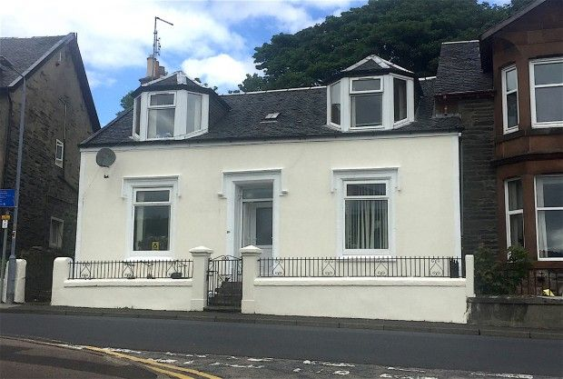 Thumbnail Flat to rent in Upper Flat Queen Street, Dunoon