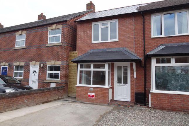 Thumbnail Semi-detached house to rent in Ditherington Road, Shrewsbury