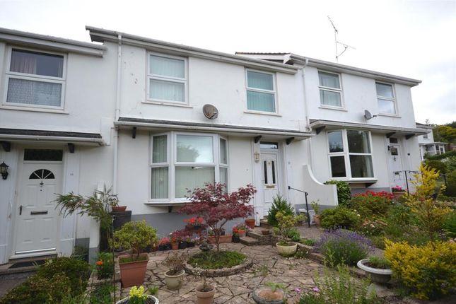 3 bed terraced house for sale in Palmer Court, Budleigh Salterton, Devon EX9