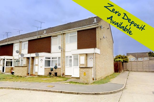 Thumbnail Flat to rent in Cubb Field, Aylesbury