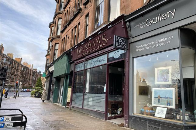 Thumbnail Retail premises to let in 139 Hyndland Road, Hyndland, Glasgow, City Of Glasgow