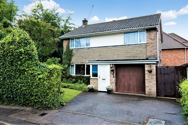 Thumbnail Detached house for sale in Prince Andrews Close, Royston