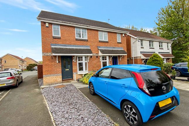 2 bed semi-detached house for sale in Stonethwaite, North Shields NE29