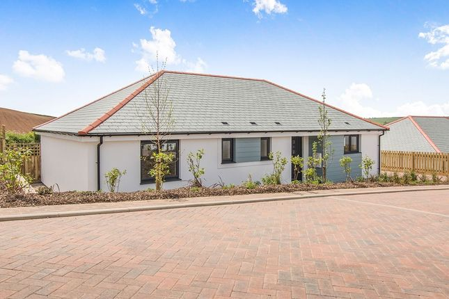 Thumbnail Bungalow for sale in St. Mewan Lane, Trewoon, St. Austell