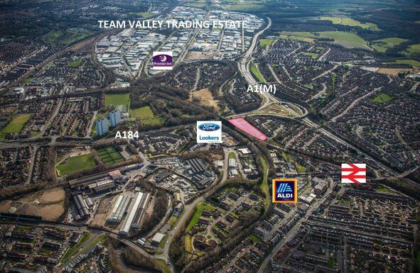 Thumbnail Industrial for sale in Forge Road, Gateshead