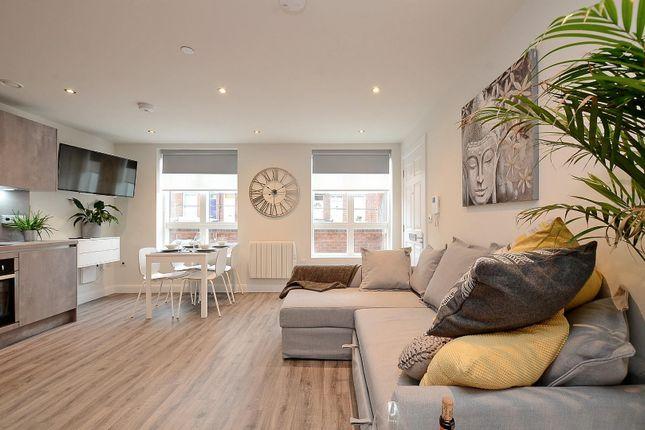 Thumbnail Flat to rent in Gordon Road, Sheffield