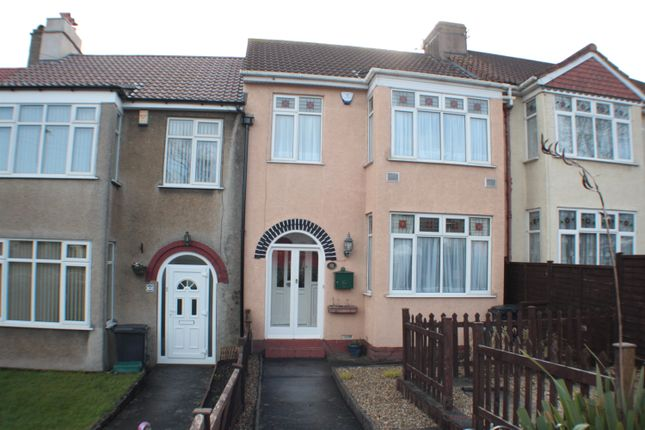 Thumbnail Terraced house for sale in King Georges Road, Bristol