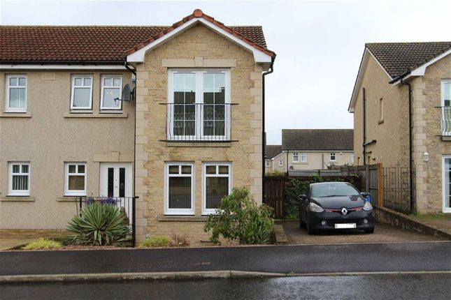 Thumbnail Semi-detached house to rent in Application Pending, 12, Wemyss Avenue, Blairhall