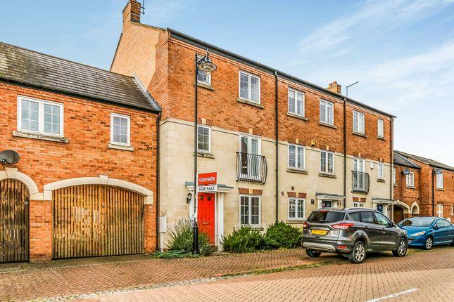 Thumbnail Link-detached house for sale in Thistle Drive, Desborough, Kettering