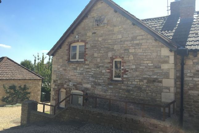 Thumbnail Semi-detached house to rent in Bremhill, Calne