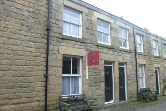Thumbnail Terraced house to rent in Upper Dodds Lane, Alnwick