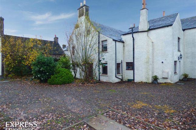 Thumbnail Semi-detached house for sale in Cupar Road, Auchtermuchty, Cupar, Fife