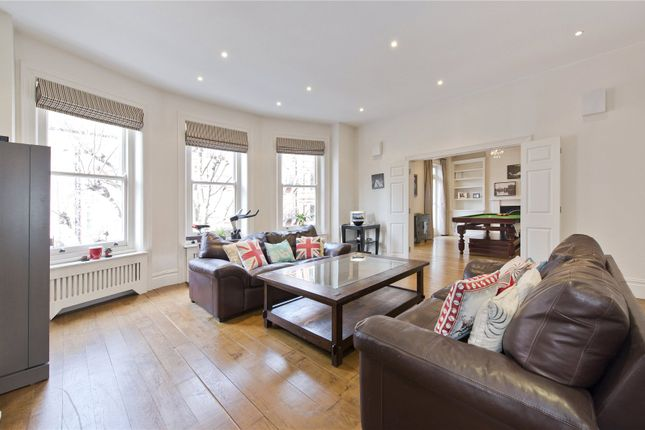 Thumbnail Flat for sale in Wetherby Mansions, Earls Court Square, London