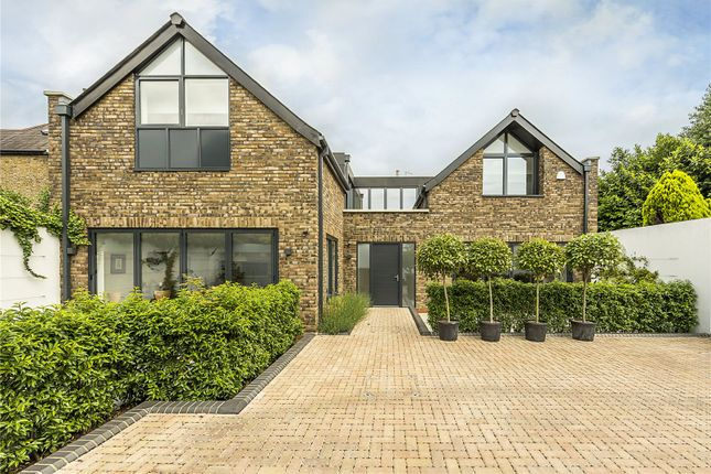 Thumbnail Detached house for sale in South Ealing Road, Ealing