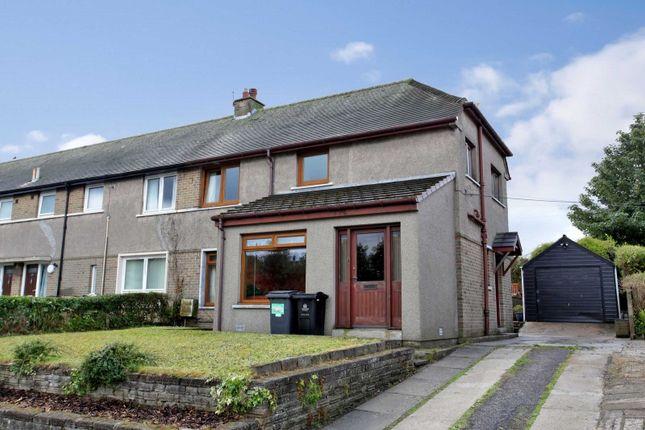 Thumbnail End terrace house for sale in Danestone Terrace, Bridge Of Don, Aberdeen