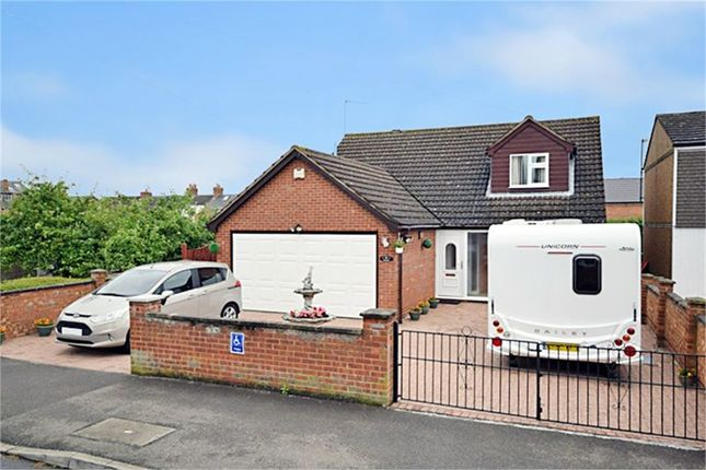 Thumbnail Detached house for sale in Berrill Street, Irchester, Northamptonshire