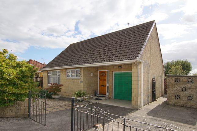 Thumbnail Detached bungalow for sale in Heathcote Drive, Coalpit Heath, Bristol