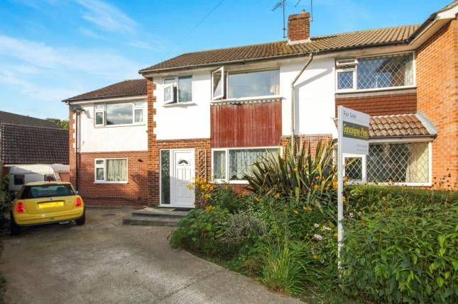 Thumbnail Semi-detached house for sale in Basingstoke, Hampshire