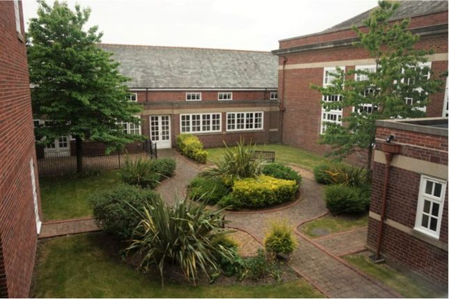 Communal Gardens of Clifton Drive South, Lytham St. Annes FY8