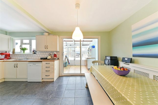 Thumbnail Terraced house for sale in Headley Avenue, Wallington