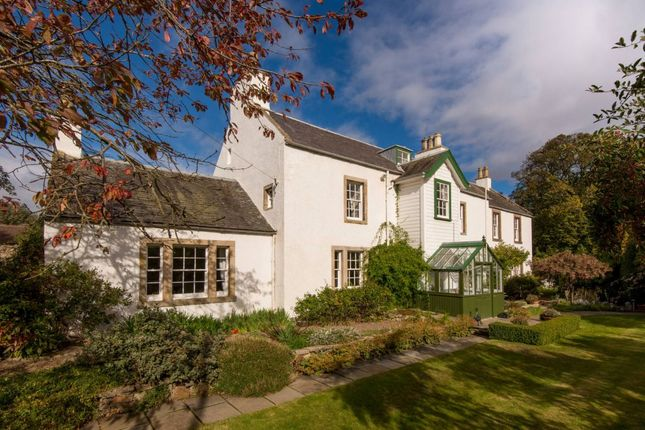 Thumbnail Detached house for sale in St Lawrence House, West Road, Haddington