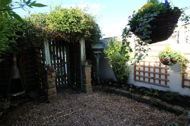 Rear Garden of Field Street, Skelmersdale, Lancashire WN8