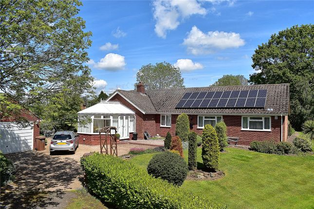 Thumbnail Bungalow for sale in Ankerdine Road, Lower Broadheath, Worcester