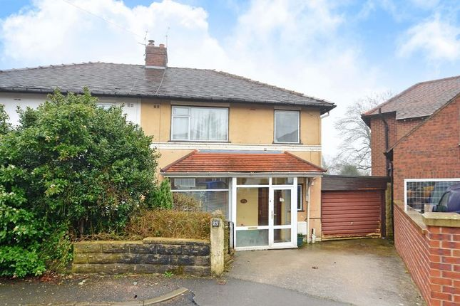 Semi-detached house for sale in High Trees, Dore, Sheffield