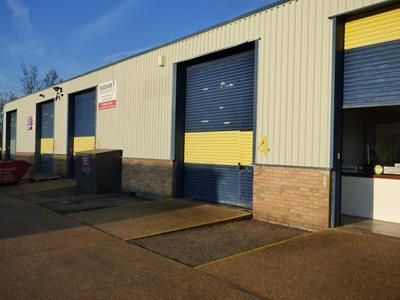 Photo of Roman Way Industrial Estate, London Road, Godmanchester, Huntingdon, Cambridgeshire PE29