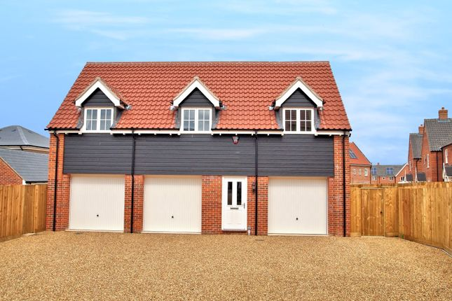 Thumbnail Flat for sale in Plot 87, Staithe Place, Wells-Next-The-Sea