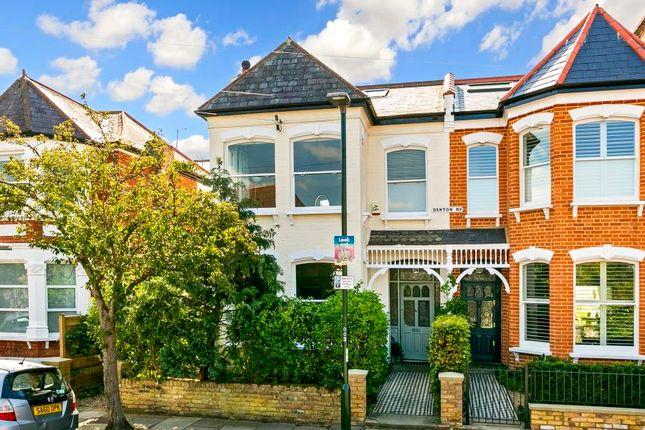 Thumbnail Semi-detached house for sale in Denton Road, Twickenham