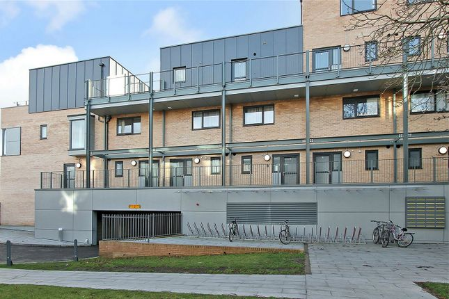 Thumbnail Terraced house to rent in Flamsteed Close, Cambridge