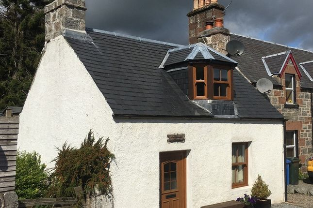 Thumbnail Cottage for sale in East Lewiston, Drumnadrochit, Inverness