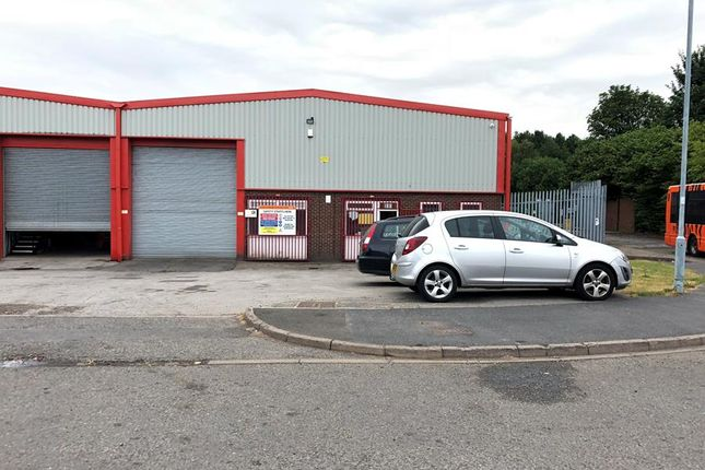 Thumbnail Light industrial to let in Unit 4 Aldham Industrial Estate, Mitchell Road, Wombwell