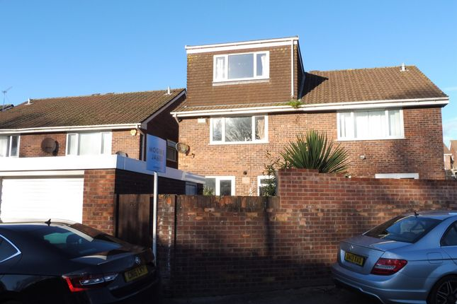 Thumbnail Semi-detached house for sale in Glyn Rhosyn, Cardiff