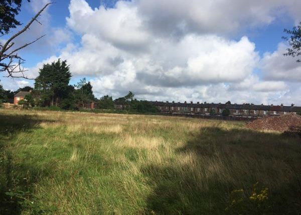 Thumbnail Land for sale in Coltart Road, Toxteth, Liverpool