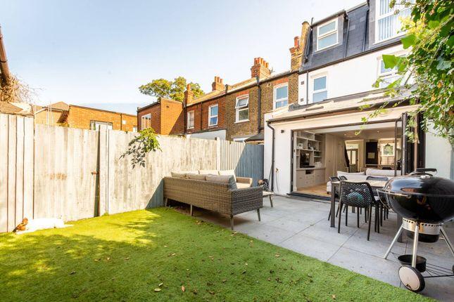 Thumbnail Terraced house to rent in Wandle Bank, Wimbledon, London