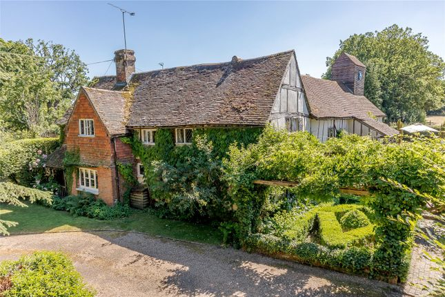 Thumbnail Detached house for sale in East Street, Rusper, Horsham, West Sussex