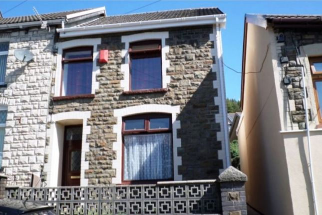 Thumbnail Terraced house to rent in Court Street, Tonypandy -, Tonypandy