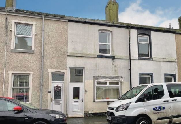 2 bed terraced house for sale in 64 Newton Street, Millom, Cumbria LA18