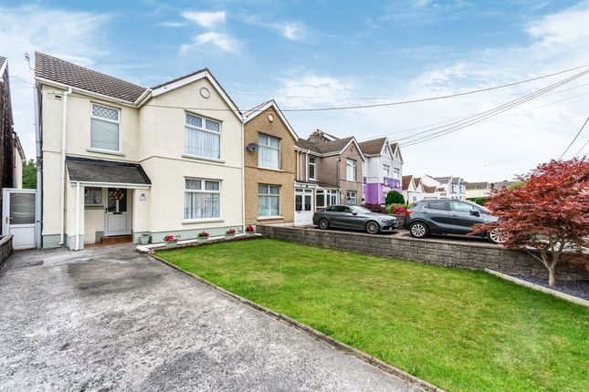 Thumbnail End terrace house for sale in Pontardulais Road, Gorseinon, Swansea