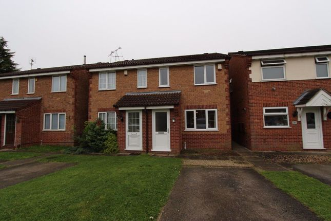 Thumbnail Semi-detached house to rent in Ayton Gardens, Chilwell, Nottingham
