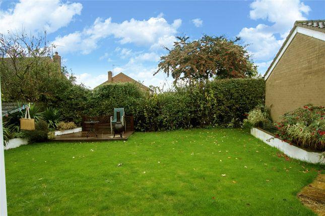 Rear Garden of Heron Way, Barton-Upon-Humber, North Lincolnshire DN18